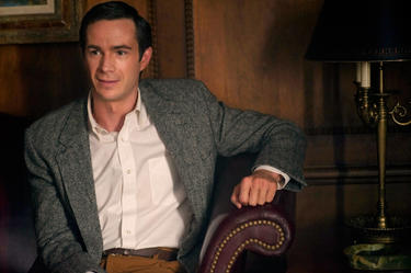 James D&#39;Arcy as Anthony Perkins in &quot;Hitchcock.&quot;